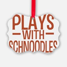 playsschnoodles Picture Ornament