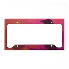 SD-EMP-Crow License Plate Holder