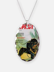 Diving Helmet Impact 1953 Necklace