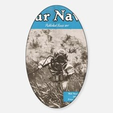 Our Navy Diver 1948 Decal