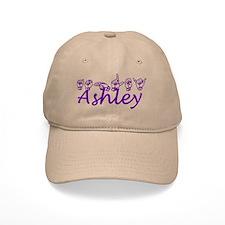 Ashley in ASL Baseball Cap