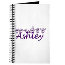 Ashley in ASL Journal