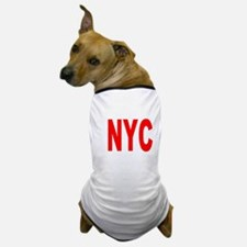 east harlem nyc(blk) Dog T-Shirt