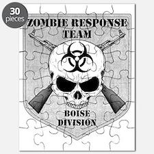Zombie Response Team Boise Puzzle