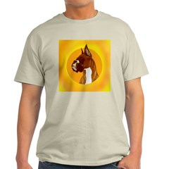 Fawn Boxer Head Study T-Shirt