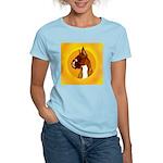 Fawn Boxer Head Study Women's Light T-Shirt
