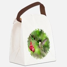 HB4x4SF Canvas Lunch Bag