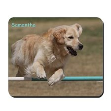 samantha 2 poster Mousepad