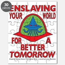 Emperor-Mollusk-Logo-WT Puzzle