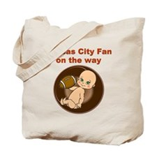 chiefs_maternity Tote Bag