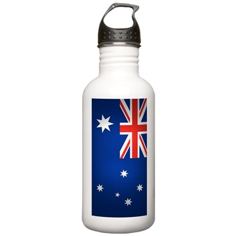 Australia (itouch4)2 Stainless Water Bottle 1.0L