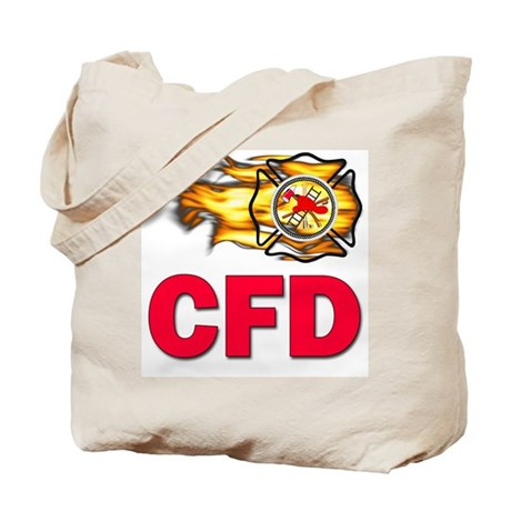 CFD Fire Department Tote Bag