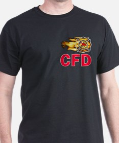 CFD Fire Department T-Shirt