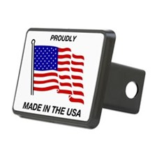 madeinUSA Hitch Cover