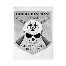 Zombie Response Team Garden Grove Twin Duvet