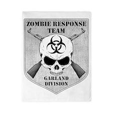 Zombie Response Team Garland Twin Duvet