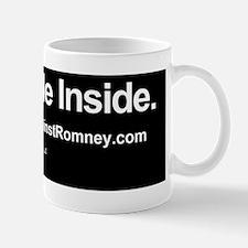 Dogs Against Romney bumber-blk-lab-I ri Mug