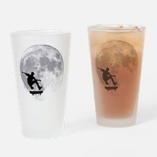 moon Drinking Glass