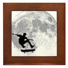moon Framed Tile