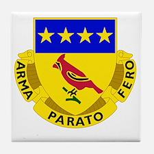 138 Field Artillery Regiment Tile Coaster
