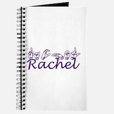 Rachel in ASL Journal