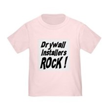 Drywall Installers Rock ! T