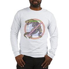 _basic section Long Sleeve T-Shirt