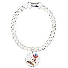 3d-clown-xylophone Bracelet