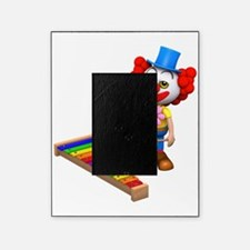 3d-clown-xylophone Picture Frame
