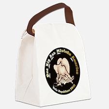 OneBigAss03 12x12 Canvas Lunch Bag