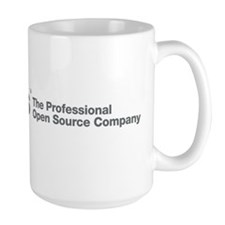 jboss logo new with pos Mugs