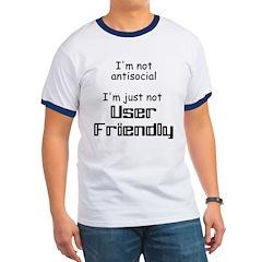 Not User Friendly T