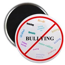 No bullying Magnet