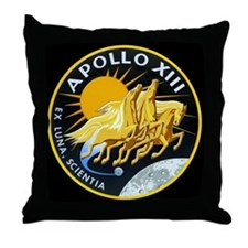 Cute Apollo Throw Pillow