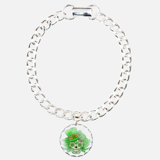 St.Patricks Day Skull Vi Bracelet