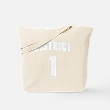 district1_6blk Tote Bag