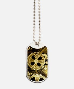 iphone steampunk Dog Tags