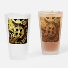 IPAD STEAMPUNK Drinking Glass