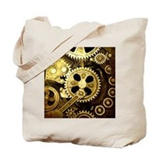 IPAD STEAMPUNK Tote Bag