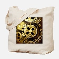 IPAD STEAMPUNK Tote Bag