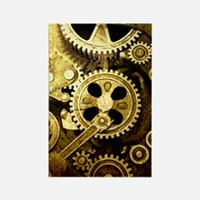 IPAD STEAMPUNK Rectangle Magnet