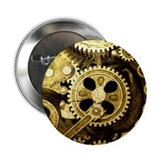 "IPAD STEAMPUNK 2.25"" Button"