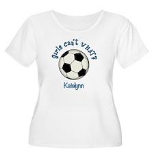 soccer-kately T-Shirt
