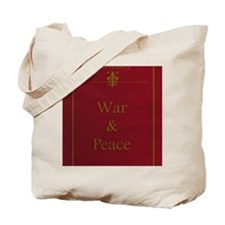 WarAndPeace Tote Bag