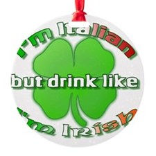 italianirish1 Ornament