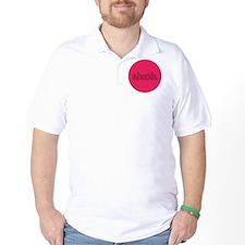 Skank_Button T-Shirt