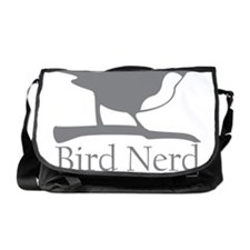 bird-nerd Messenger Bag