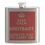 Breitbart Flask Bottles