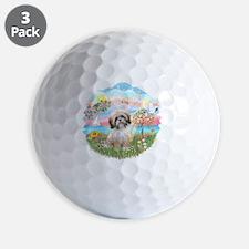 AngelStar-ShihTzu13 Golf Ball