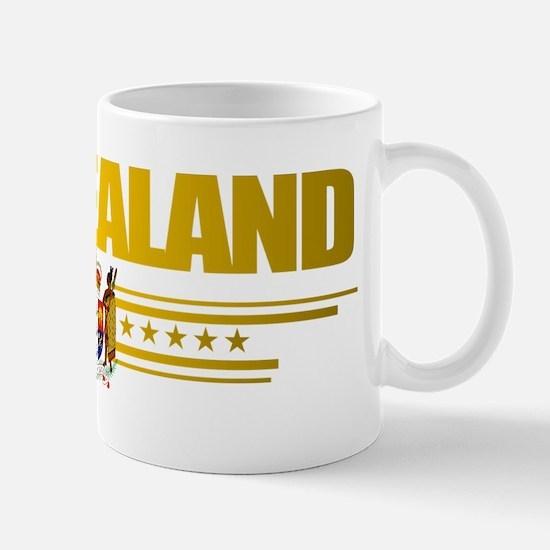 New Zealand (Flag 10) pocket 2 Mug